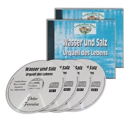 Wasser&Salz; CD Vortrag von Peter Ferreira
