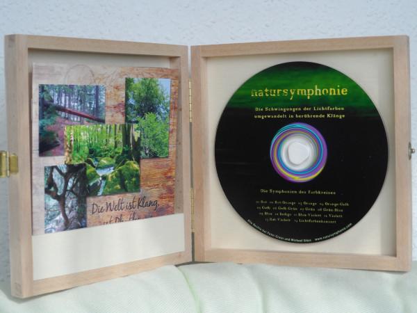CD Lichtfarben-Symphonie 13er Lichtkreis (Sonderedition)