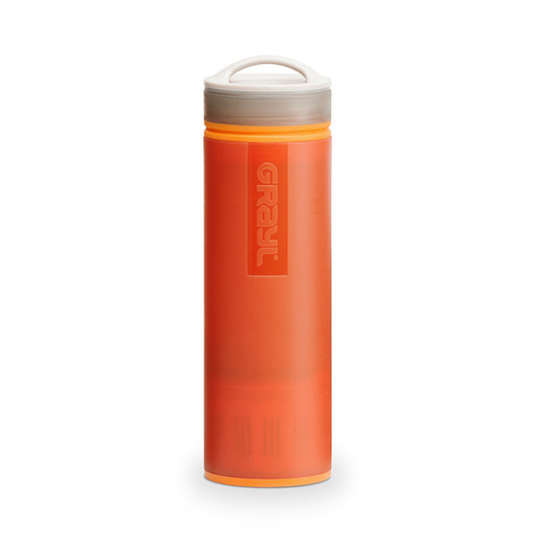 Grayl Ultralight Reisefilter - orange