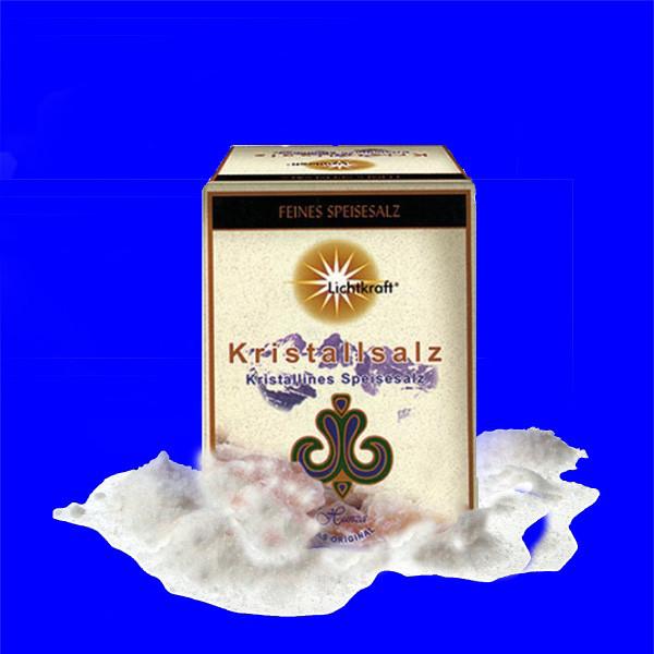 Hunza Lichtkraft-Kristallsalz