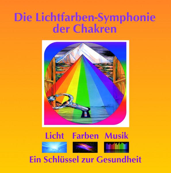CD Lichtfarben-Symphonie Chakren (Jewelbox)