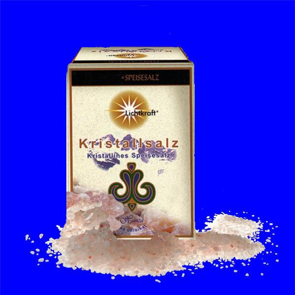 Kristallsalz Granulat - für die Salzmühle 1000 g