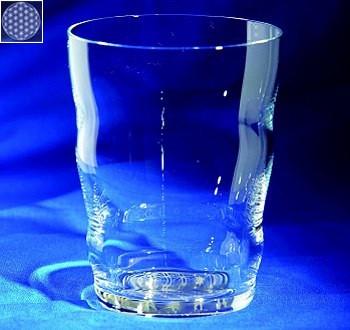 Trinkglas White Jasmina (mundgeblasen)